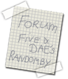 Five and Dae's Randomby Forum
